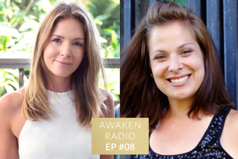 Connie Chapman Awaken Radio Podcast Episode #08 Finding Happiness with Shannon Kaiser
