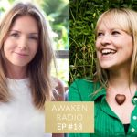 Connie Chapman Awaken Radio Podcast Episode #18 Creating Space with Sara Brooke