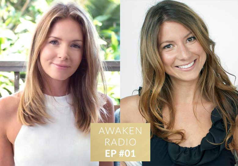 Connie Chapman Awaken Radio Episode #01 Living from the Heart with Monica Kade