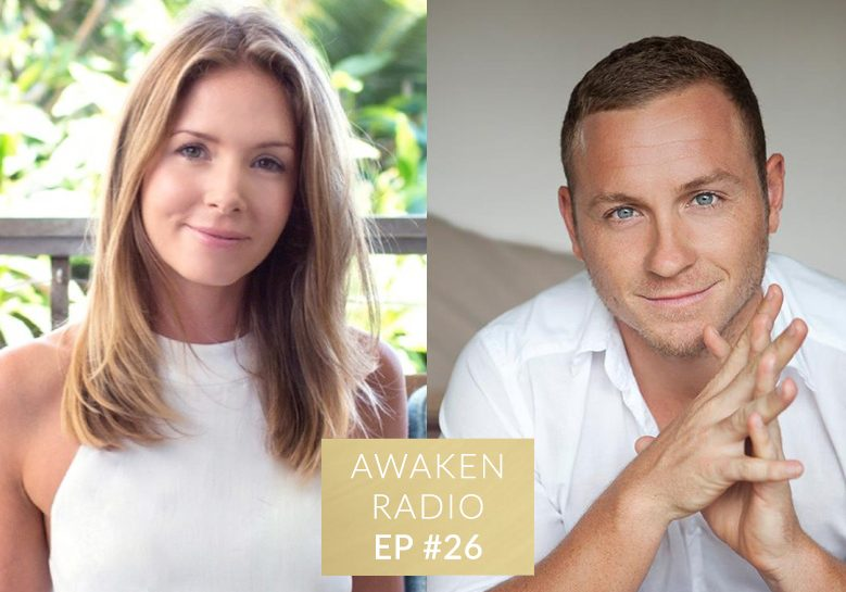 Connie Chapman Awaken Radio Podcast Episode #26 The Path of Conscious Living (For Men) with Jamie Gonzalez
