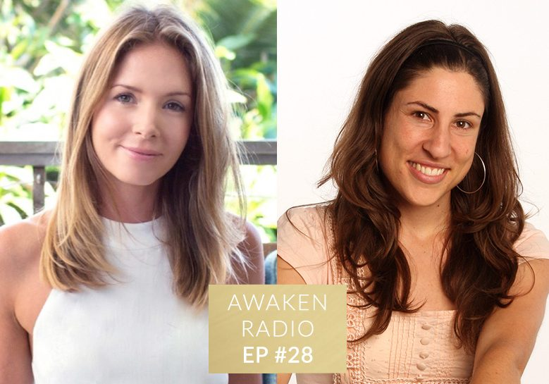 Connie Chapman Awaken Radio Podcast Episode #28 Healing and Clearing Emotional Blocks with Rebecca Dettman