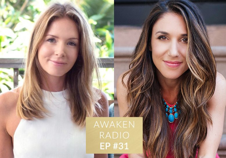 Connie Chapman Awaken Radio Podcast Episode #31 Manifest with Less Hustle and More Flow with Erin Stutland