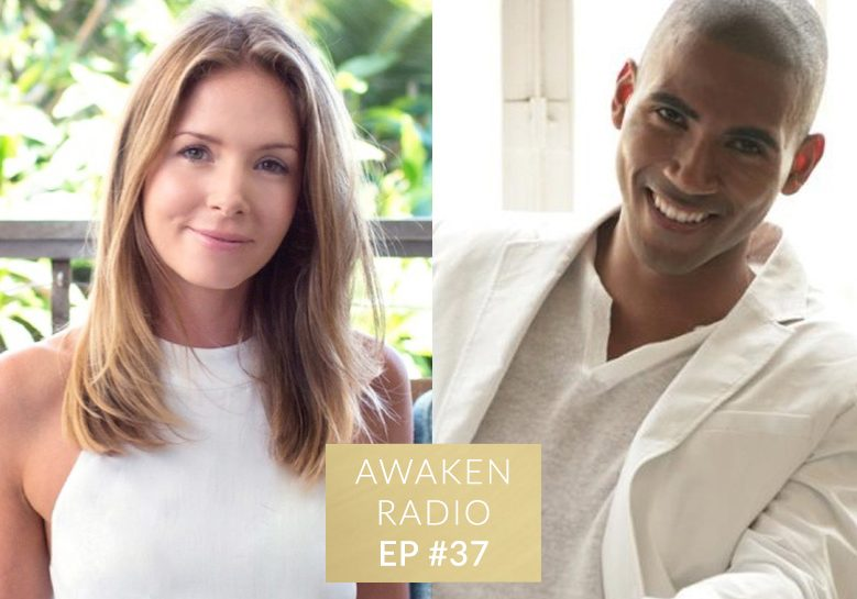 Connie Chapman Awaken Radio Podcast Episode #37 Heal Your Wounds and Life In Alignment with Soul with Savonn Champelle