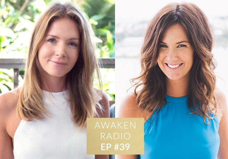 Connie Chapman Awaken Radio Podcast Episode #39 Be a Sexy, Empowered and Self-Loving Woman with Taro O