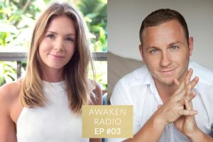 Connie Chapman Awaken Radio Podcast Episode #03 Following the Feeling with Jamie Gonzalez
