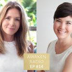 Connie Chapman Awaken Radio Podcast Episode #14 Intuitive Wellness with Helen Thomas
