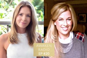 Connie Chapman Awaken Radio Podcast Episode #20 Creating Love-filled Relationships with Stephanie St Claire
