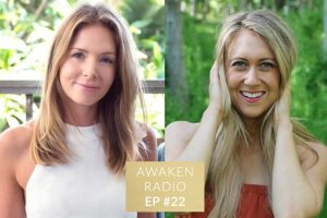 Connie Chapman Awaken Radio Podcast Episode #22 From Body Shame to Body Peace with Heather Waxman