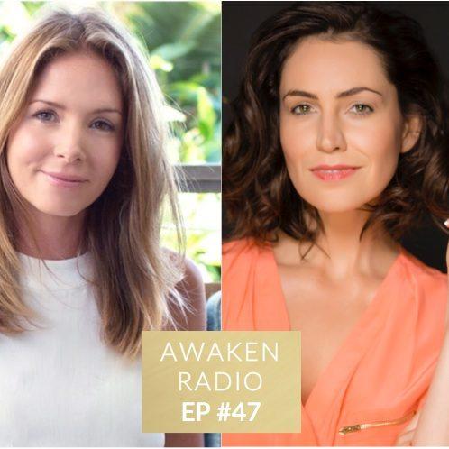 Elise Carr Awaken Radio